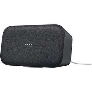 Google Home Max chalk/anthracite £199 2yr warranty & free weekend delivery @ AO