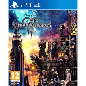 KINGDOM HEARTS 3 PS4 - £22.95 @ The Game Collection
