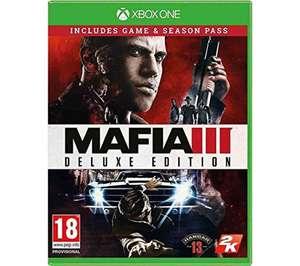 Mafia 3 Deluxe Edition (Xbox One) - £9.99 @ Currys