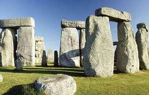 Stonehenge admission for child (5-17 years) £10 inc 1 year National Trust membership & free pair of binoculars.