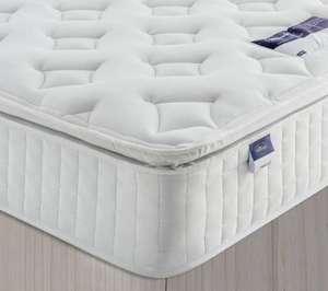 Silentnight Stanfield Sprung Pillowtop Superking Mattress £259.49 @ Argos