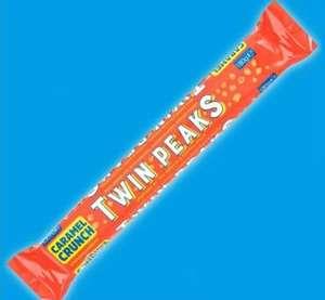 Twin Peaks Caramel Crunch - £1 Instore @ Poundland