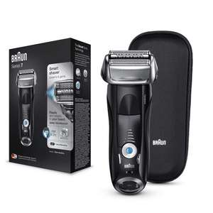 Braun Series 7 Electric Shaver for Men 7842s, Wet and Dry - £89.99 Amazon LIGHTNING DEAL