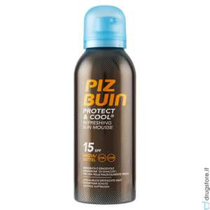 Piz Buin- protect and cool refreshing sun mousse - £2 instore @ Boots (Bolton)