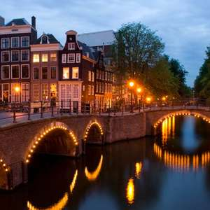 (4 Adults) 2 Night Mini cruise to Amsterdam + 1hr Canal Ride +  Drink at Amsterdam Pub (Aug- Oct dates departing Newcastle) £36.09p/p @ DFDS