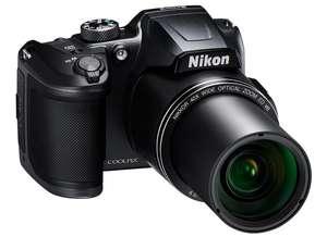 NIKON COOLPIX B500 Bridge Camera - Black - £126.97 @ Currys