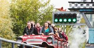 Thorpe Park VoucherCodes Thread : Free £5 Amazon Voucher with a £20 Student Ticket