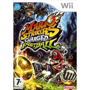 Mario Strikers Charged Football Wii Wii U Only £2 + £1.50 p&p at Cex