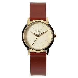Nixon Kenzi Leather - £28.35 using code + £1.99 delivery @ Two Seasons