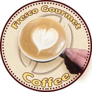 10% off Fresco Gourmet Coffee