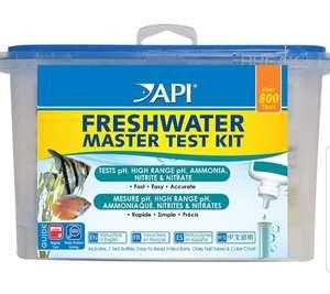 Freshwater Aquarium Water Master Test Kit - £20.99 @ Amazon
