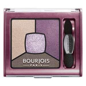 Bourjois Smoky Stories Eyeshadow 15 Brilliant Prunette, 3.2g now £2.77 add-on item at Amazon
