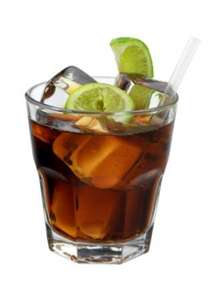 Free spicy Cuba Libre rum + coke drink at Young's pubs on Friday 16th August