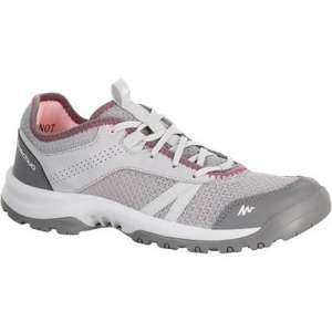 Quechua NH120 Fresh Womens Walking Shoes - Grey for £14.99 @ Decathlon (free c&c)