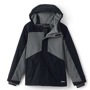 Over 70% off Boys/Girls Squall Jackets Was £60 now £15.40 plus p&p £3.99 @ Landsend Today only