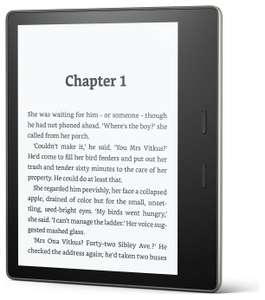 Amazon Kindle Oasis (previous gen) at £179.99 at Argos