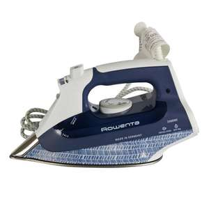 Rowenta Focus DZ5914G1 German made not China  Auto Variable Steam Iron 2400W £44.95 @ OnBuy (BPSalesDirect)