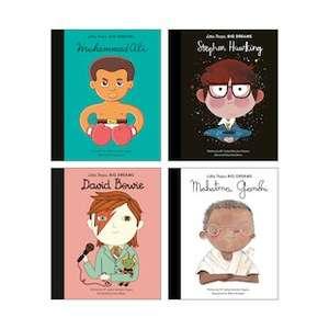 Little People Big Dreams Book Value Pack - £11.99 @ Scholastic (+£3.95 P&P)