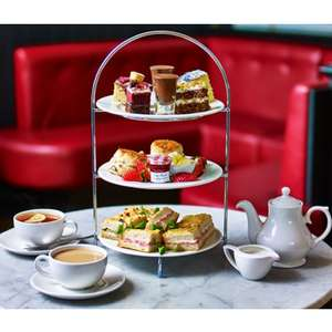 Afternoon Tea for Two at Café Rouge - Various locations £18 (£9pp) using code @ BuyAGift