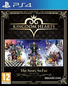 Kingdom Hearts: The Story So Far (PS4) for £16.99 @ Argos