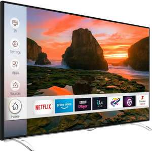 65 Inch Techwood 65AO8UHD O8UHD TV Smart 4K Ultra HD LED Freeview HD 3 HDMI - £439 with code @ AO eBay