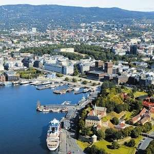 2 night mini return cruise from Oslo to Copenhagen 89p (Min 2 Passengers) - £1.78 total @ DFDS