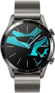 Huawei Watch GT2 Smartwatch - Elite 46mm (Latona B19b) Titanium £209.26 @ Amazon