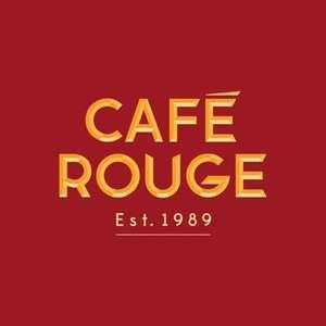 Café Rouge Free 'Croque sandwiches' for HSBC Advance Members
