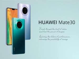 "Huawei Mate 30 6.62"" OLED Full Screen  Kirin 990 Waterproof Super Charge 4200mAh Fingerprint+Face - £540.39 @ Ali Express / The Prime Store"