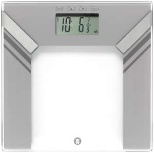Weight Watchers Ultra Slim Body Analyser Scales for £9 @ Argos (+15 yrs guarantee)