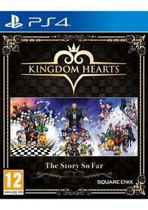 Kingdom Hearts The Story So Far (PS4) £16.85 Delivered @ Simply Games