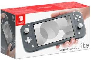Nintendo Switch Lite Console + Free Game Zelda Links Awakening / Fifa / Mario Kart / Mario Maker 2 or Mario Bros Deluxe £199 @ Tesco instore