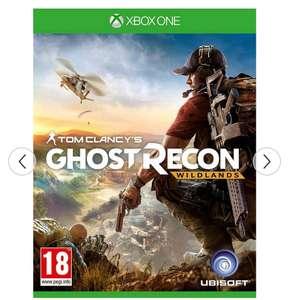 Tom Clancy's Ghost Recon: Wildlands - Xbox One/PS4 - £14.99 @ Argos (Free Click & Collect)