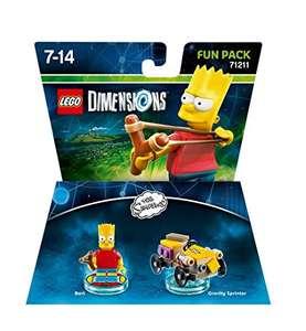Lego Dimensions 71211 Bart £2 at Poundland, Wigan