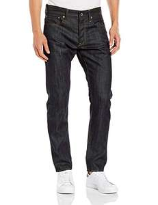 G-STAR RAW Men's 3301 Tapered Jeans - £24 @ Amazon