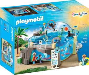 Playmobil Aquarium 9060 Aquarium Play Set £27.99 @ John Lewis & Partners (plus £2 click and collect, £3.50 delivery,  or free over £50)