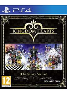 Kingdom Hearts: The Story so far (PS4) for £14.85 Delivered @ Base