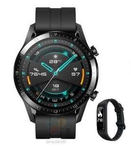 Huawei Watch GT2 (42mm/46mm) + Free Huawei Band E3 (Worth £24.99) £199 @ Carphone Warehouse