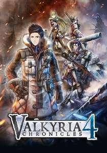 Valkyria Chronicles 4 PC (Steam key) £7.49 at Gamesplanet
