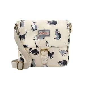 Cath Kidston - Cat Mini Satchel £15 Free Click & Collect, £3.95 Delivery