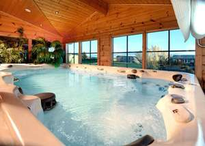 August bank holiday break at Queensberry for £120 at Hoseseasons