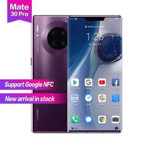 Huawei Mate 30 Pro - 128GB- Global Rom - Supports Google Play £669.04 @ Ali Express - The Prime Store