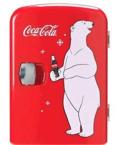 Coke Mini Fridge with Bear KWC-4 £35 @ Argos