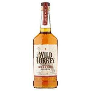 Wild Turkey Bourbon Whisky 70cl £12.42 @ Tesco - Stalham