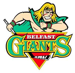 £10 Ticket Offer including free pint or large soft drink watching Belfast Giants Vs Dundee Stars Ice Hockey on Saturday 16th November