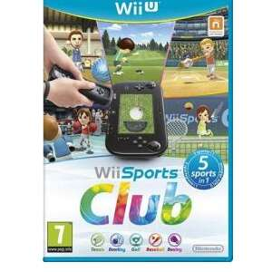 Wii Sports Club - Nintendo Wii U £12.00 instore or £13.50 delivered - pre-owned @ CeX
