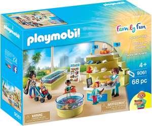 Playmobil 9061 Family Fun Aquarium Shop £11.97 (+£4.49 Non Prime) at Amazon