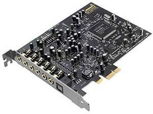 Creative Sound Blaster Audigy Rx PCIe sound card £29.83 at Amazon Germany