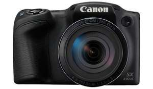 Canon SX430 45x Zoom Bridge Camera £139.99 @ Argos