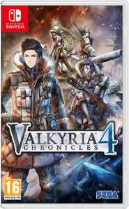 Valkyria Chronicles 4 (Switch) £17.95 / (PS4/Xbox One) £14.95 Delivered @ The Game Collection